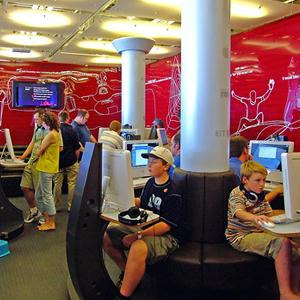Интернет-кафе Чехова