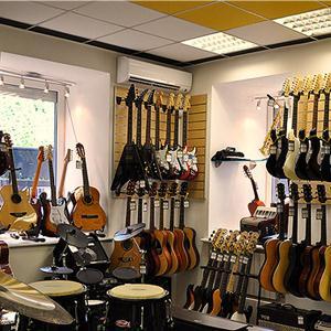 Музыкальные магазины Чехова