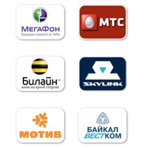 Операторы сотовой связи Чехова