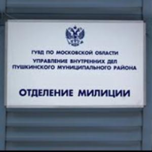 Отделения полиции Чехова