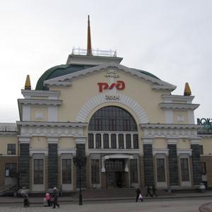 Железнодорожные вокзалы Чехова